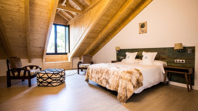 the rock suites & spa