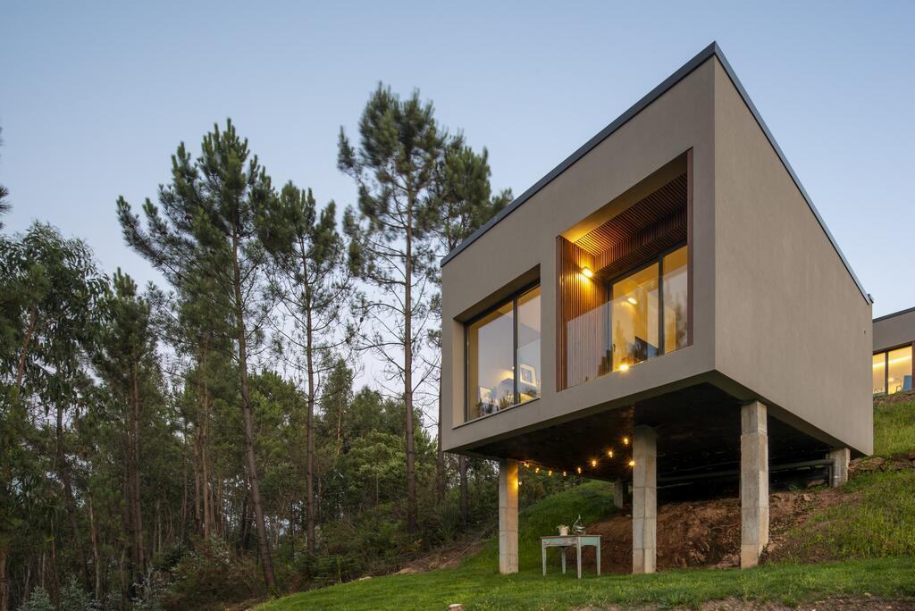casa maceira cabaña