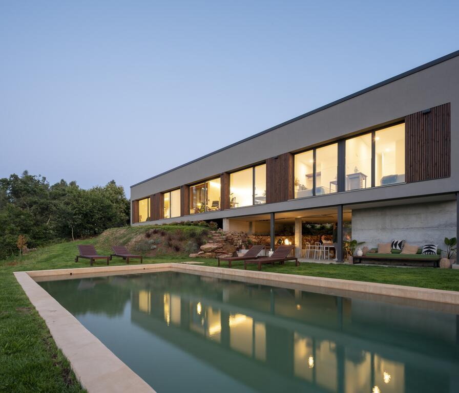 casa maceira