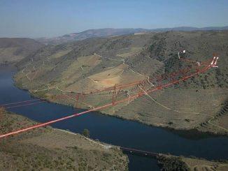 Portugal construirá otro puente colgante