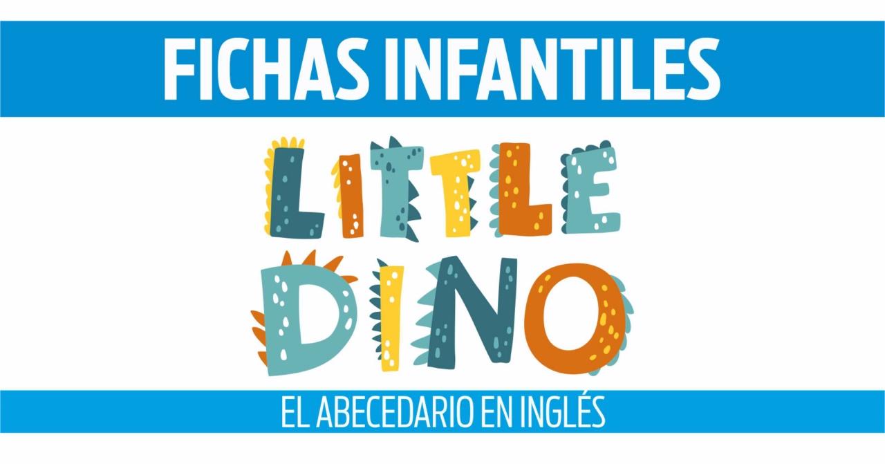 abecedario en inglés para niños