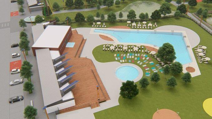 el nuevo parque do castelinho